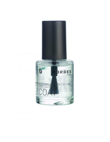 Nail colour lac pentru unghii Base Coat, 10 ml, Korres