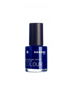 Lac pentru unghii cu Provitamina B5 si oligoelemente nuanta 88 midnight blue, 10ml, Korres
