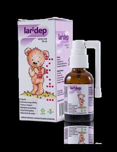 Laridep spray oral, 30ml, Dr. Phyto