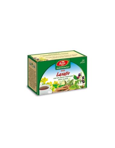 Ceai Laxativ 20 doze