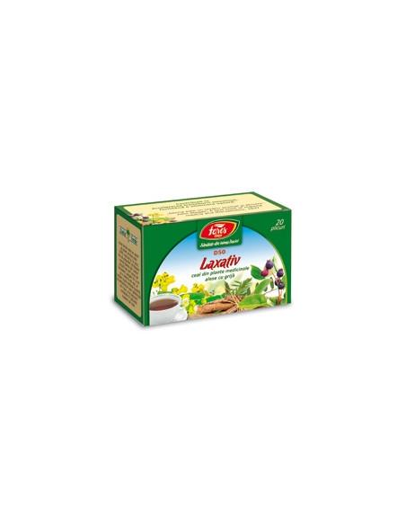 Ceai Laxativ, 20 plicuri, Fares