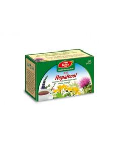 Ceai Hepatocol, ceai la plic FARES
