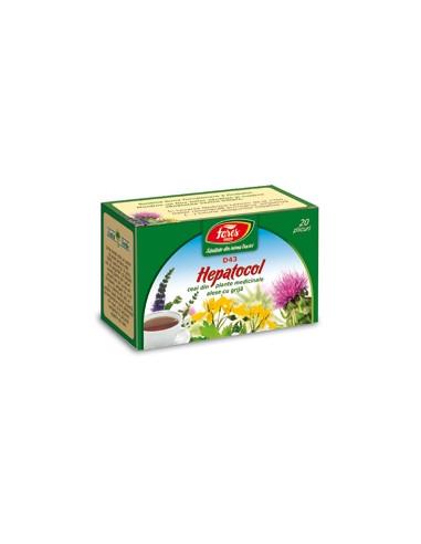 Ceai Hepatocol 20 doze