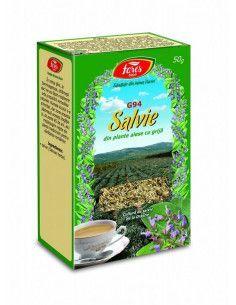 Ceai salvie, 50g punga, Fares