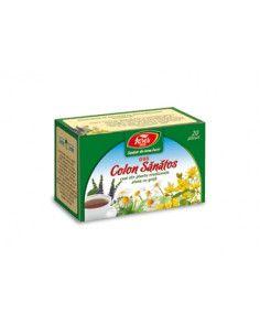 Ceai Colon Sănătos, 20 plicuri, Fares