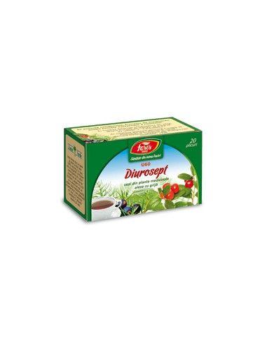 Ceai Diurosept x 20 plicuri