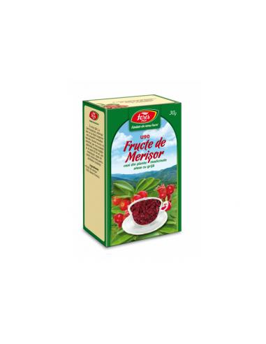 Ceai fructe de merisor, 30g punga, Fares