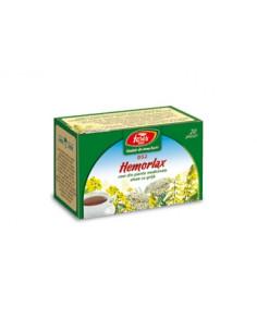 Ceai hemorlax, 20 plicuri, Fares