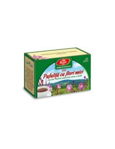 Ceai Pufulita cu flori mici, 20 plicuri, Fares