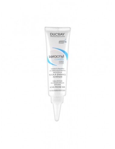 Ducray Keracnyl control crema, 30ml
