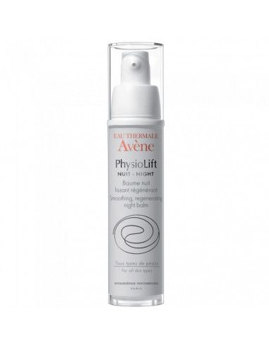 Avene PhysioLift balsam de noapte, 30ml