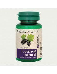 Dacia Plant Cortizon Natural, 60 comprimate