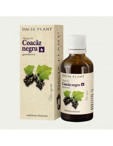Dacia Plant Coacaz Negru muguri gemoderivat x 50 ml