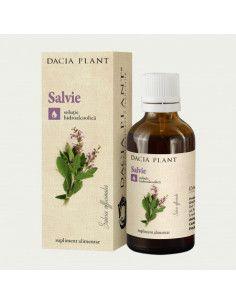 Dacia Plant Salvie tinctura x 50 ml