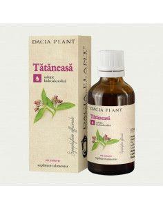 Dacia Plant Tataneasa tinctura x 50 ml