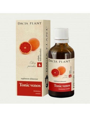 Dacia Plant - Tonic venos x 50 ml