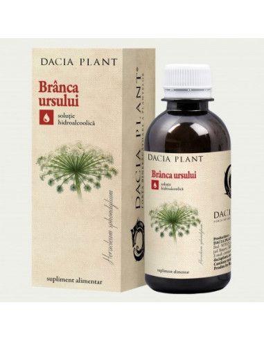 Dacia Plant Tinctură de Brânca Ursului x 200ml