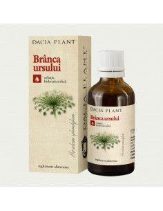 Dacia Plant Branca Ursului tinctura x 50ml
