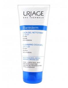 URIAGE Bariederm Cica-gel de curatare, 200ml