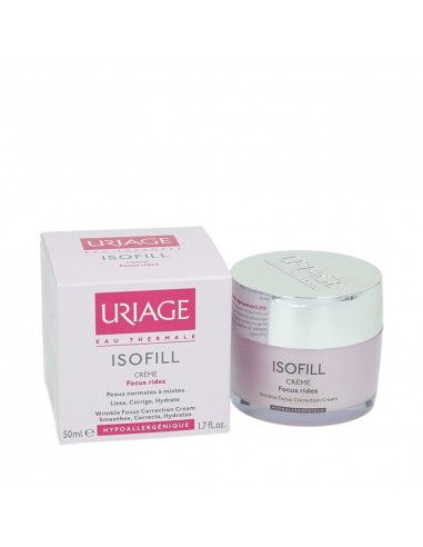URIAGE Isofill crema piele normal-mixta, 50ml