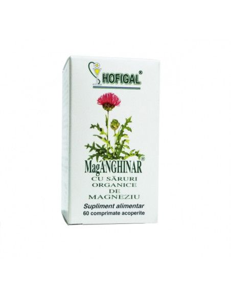 Hofigal MagAnghinar x 60 comprimate