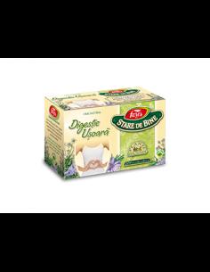 Ceai digestie usoara, 20 plicuri, Fares