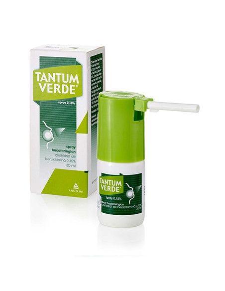 Tantum Verde 0.15% x 30ml spray bucofaringian