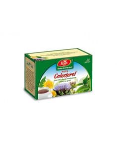 Ceai colesterol, 20 plicuri, Fares