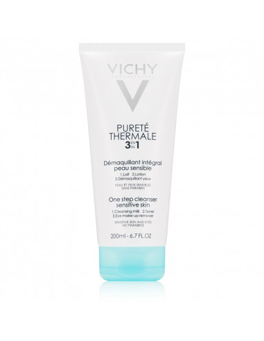 Vichy Purete Thermale - Lapte demachiant 3 in 1