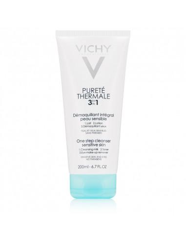 Vichy Purete Thermale - Lapte demachiant 3 in 1