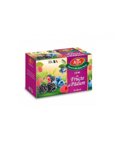 Ceai Aromfruct Fructe de Pădure x 20 doze