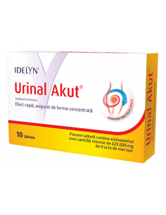 Walmark Urinal Akut x 10 comprimate