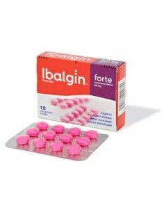 Ibalgin Forte x 12 comprimate