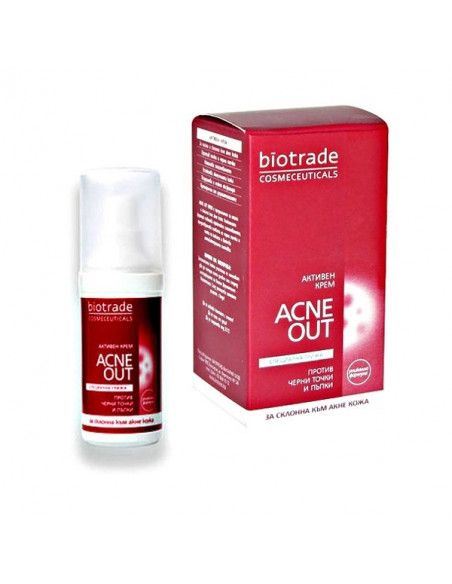 Acne Out Crema Activa, 30 ml