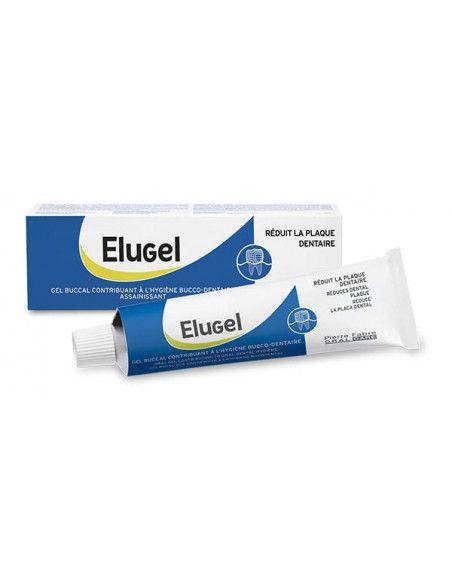 Elugel gel antiseptic bucal x 40ml