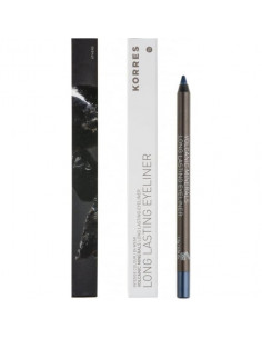 Creion de ochi cu minerale vulcanice 08 Blue, 1.2g, Korres