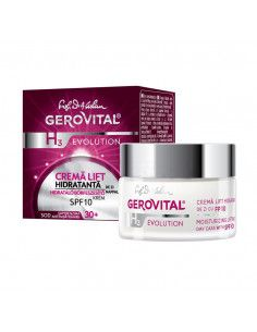 Gerovital H3 Evolution Crema Lift Hidratanta zi SFP10, 50ml