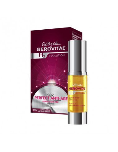 Gerovital H3 Evolution Ser Perfect Anti-age x 15ml