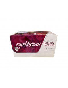 Gerovital H3 Equilibrium fiole cu colagen si elastina, 20fiole x 2ml