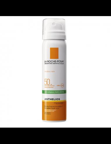 La Roche-Posay Anthelios Spray invizibil pentru fata SPF 50, 75ml