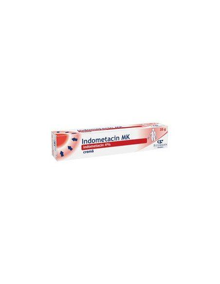 Indometacin MK 40mg/g x 35g crema