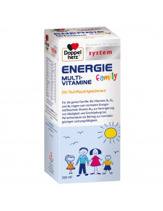 Doppelherz Energie family, 250ml