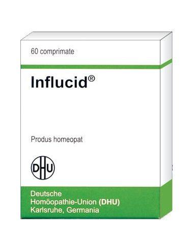 Influcid x 60 comprimate