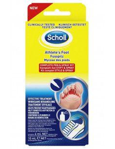 Scholl Tratament pentru ciuperca piciorului