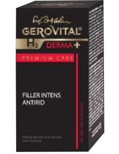 Gerovital H3 Derma+ Premium care Filler intens antirid, 15ml
