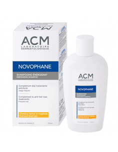 Novophane sampon energizant, 200ml, ACM