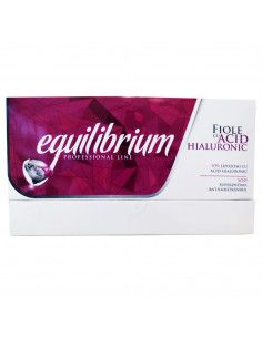 Gerovital H3 Equilibrium fiole cu acid hialuronic, 20 fiole x 2 ml