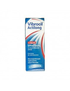 Vibrocil Actilong spray nazal, 10ml, Novartis