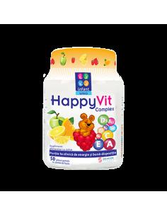 Infant Uno HappyVit Complex, 50 jeleuri