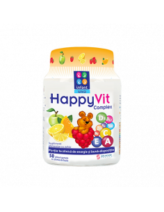 Infant Uno HappyVit Complex, 50 jeleuri
